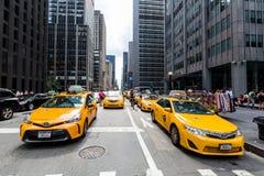 NEW YORK - 23 AGOSTO 2015 Fotografia Stock Libera da Diritti