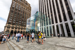 NEW YORK - 23 AOÛT 2015 Images libres de droits