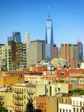 New York buildings Stock Photo