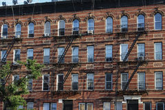 New York Apartments Stock Images
