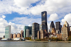 New York architecture Stock Photography