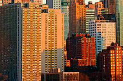 New York architecture Royalty Free Stock Image