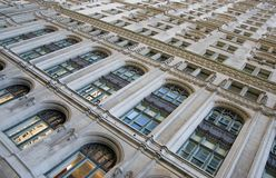 New york architecture detail Royalty Free Stock Image