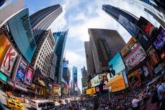 NEW YORK - 22. AUGUST Stockbild