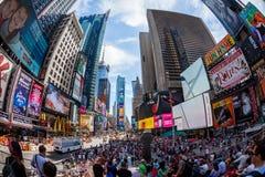 NEW YORK - 22. AUGUST Stockfotos