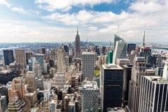 NEW YORK - 23. AUGUST 2015 Lizenzfreies Stockfoto
