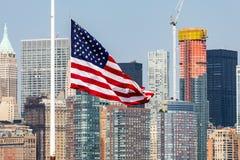 NEW YORK - 24. AUGUST 2015 Stockbild