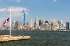 NEW YORK - 24. AUGUST 2015 Lizenzfreies Stockfoto