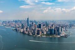 NEW YORK - 24. AUGUST 2015 Stockbilder
