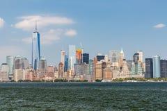 NEW YORK - 24. AUGUST 2015 Lizenzfreie Stockbilder