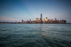 NEW YORK - 24. AUGUST 2015 Stockbilder