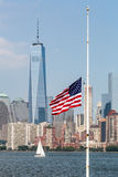NEW YORK - 24. AUGUST Stockfoto