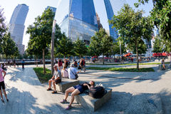 NEW YORK - AUGUST 24 Stock Photography