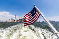 NEW YORK - AUGUST 24, 2015 Royalty Free Stock Photos