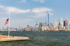 NEW YORK - AUGUST 24 Royalty Free Stock Photo