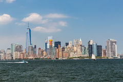 NEW YORK - AUGUST 24, 2015 Royalty Free Stock Photography