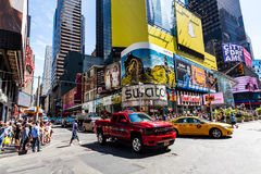 NEW YORK - AUGUST 22 Royalty Free Stock Photo