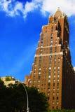NEW YORK - AUGUSTUS 26, 2018: Wolkenkrabbers in New York stock fotografie