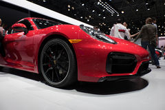 New York Autoshow ,2015 Royalty Free Stock Images