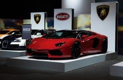 New York Autoshow ,2015 Stock Photo