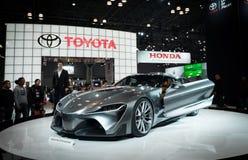 New York Autoshow ,2015 Royalty Free Stock Photos