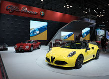 New York Autoshow ,2015 Royalty Free Stock Image