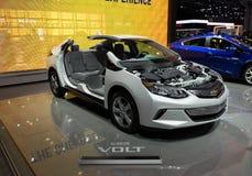 New York Autoshow ,2015 Stock Photos