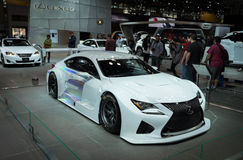 New York Autoshow ,2015 Royalty Free Stock Photography