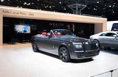 New York Autoshow ,2015 Stock Images