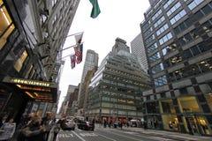 New York Av 067 Arkivbilder