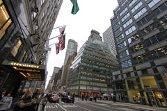 New york Av 067 Stock Images