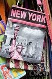 New York Bag Stock Photo