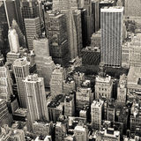 New York Black and white Royalty Free Stock Images