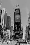 New York black white Royalty Free Stock Photography