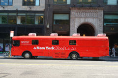 New York Blood Center Stock Photos