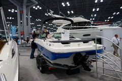 The 2014 New York Boat Show 18 Royalty Free Stock Image
