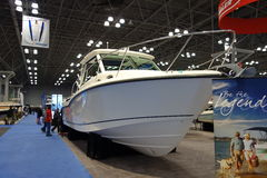 The 2014 New York Boat Show 20 Stock Photography