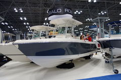 The 2014 New York Boat Show 29 Stock Image