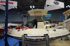 The 2014 New York Boat Show 39 Stock Photos