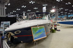The 2014 New York Boat Show 73 Royalty Free Stock Image