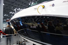 The 2014 New York Boat Show 76 Royalty Free Stock Images