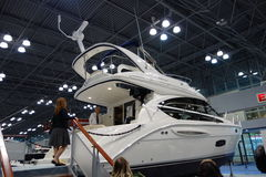 The 2014 New York Boat Show 79 Stock Photography
