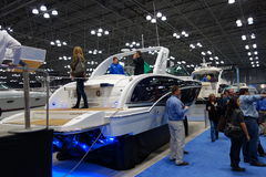 The 2014 New York Boat Show 84 Royalty Free Stock Photos
