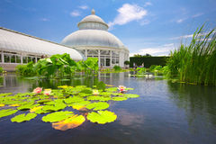 New York Botanical Garden Royalty Free Stock Photos