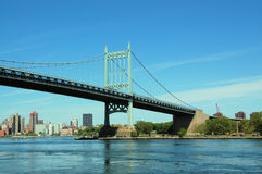 New York Bridge. New York City Bridge Royalty Free Stock Photo