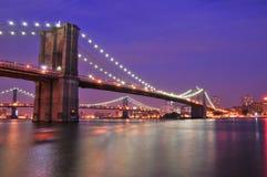 New York Bridge Royalty Free Stock Photography