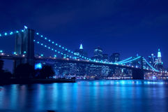 New york bridge Stock Photography