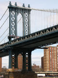 New York Bridge Royalty Free Stock Photo