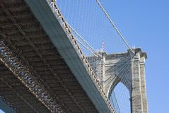 New york bridge Stock Photo