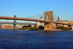 New York Bridges Stock Photography